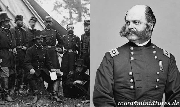 General Ambrose Everett Burnside