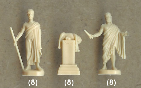 Greek Life in the Acropolis, 1:72 Nexus Atlantic 1804