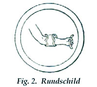 Fig. 2. Rundschild