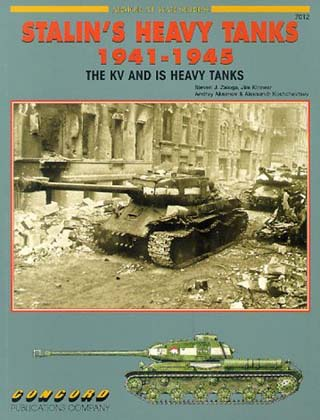 Stalin's Heavy Tanks 1941-1945