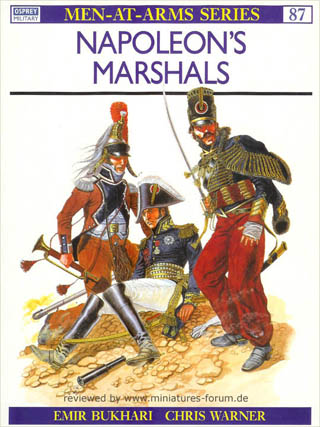 Napoleon's Marshals, Osprey Men-At-Arms Series 87