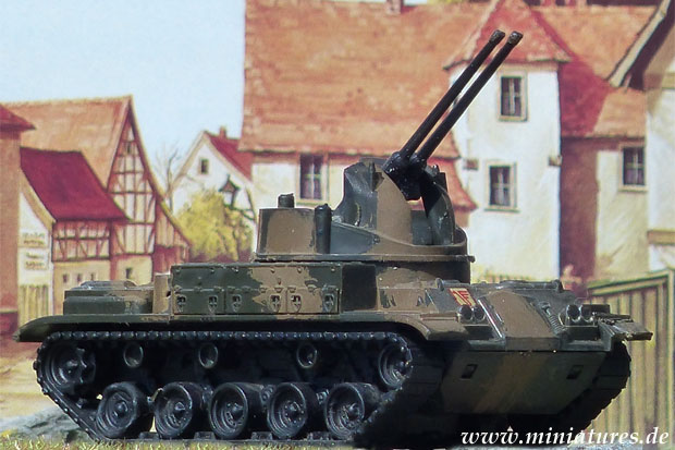 Flakpanzer M42 Duster
