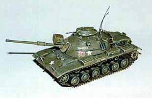Kampfpanzer M60 Patton