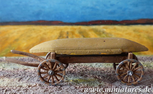 Pontonwagen, 15 mm Peter Laing