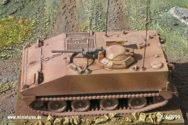 Spähpanzer M114, 1:87 H0 Modell Roco 253