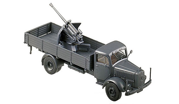 Raupenschlepper Ost, 1:87 Modellbau Roco 690
