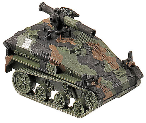 Wiesel 1/TOW, camouflaged, 1:87 Modellbau Roco 864