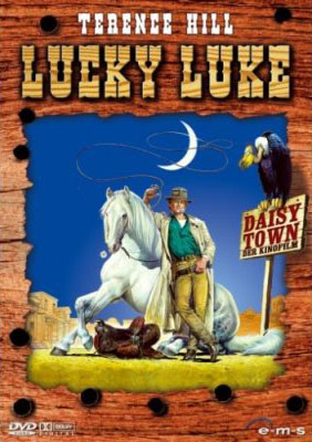 Lucky Luke, ein Film von Terence Hill, mit Nancy Morgan, Ron Carey, Terence Hill