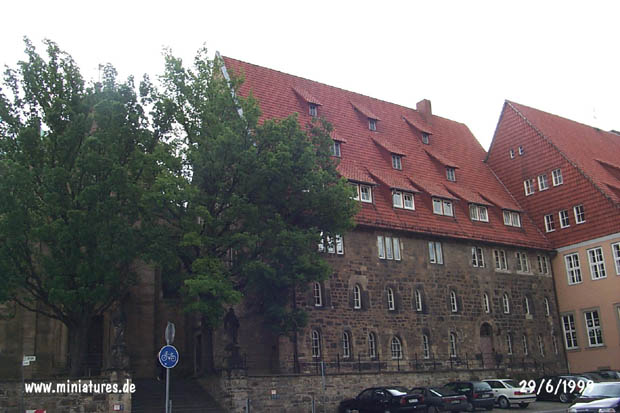 Town House in Hildesheim