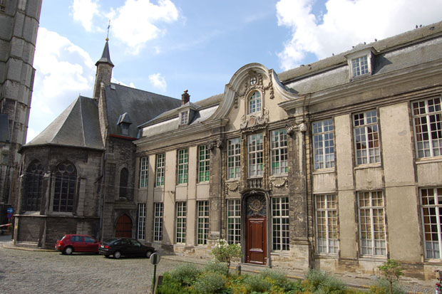 Liebfrauen-Hospital in Oudenaarde