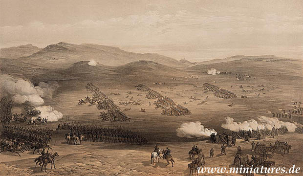 Charge of the Light Brigade, 25. Oktober 1854