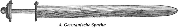 Fig. 4 germanische Spatha