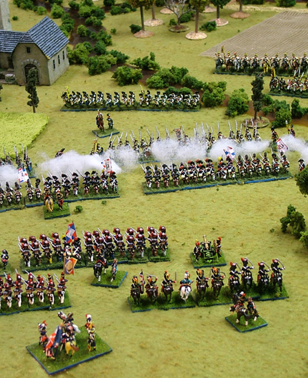 The Age of Eagles - Napoleonic Fire and Fury