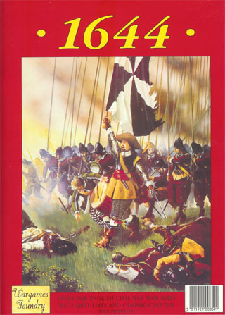1644 - Rules for English Civil War Wargames with Army Lists and Campaign System, by Rick Priestley
